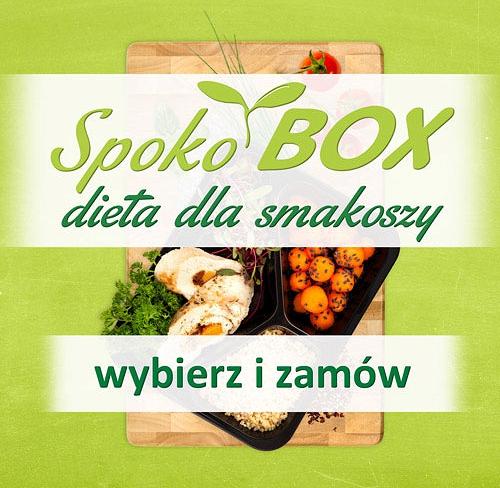 Spokobox Catering Dietetyczny Warszawa Gdansk Gdynia Krakow Rzeszow